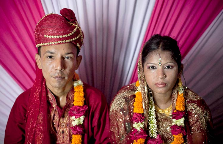 effects of teenage marriage