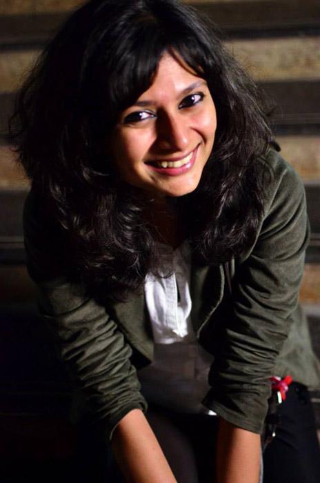 Sreejita Biswas