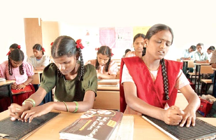 differently abled students meaning