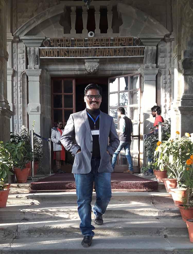 Sunil Yadav