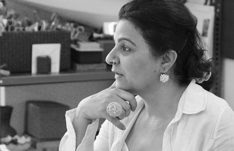 Artist Manisha Gera Baswani