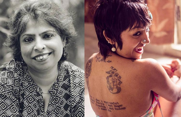 e5d448262 Sanjukta Basu On Photographing Indian Women With Tattoos To Break Absurd  Stereotypes
