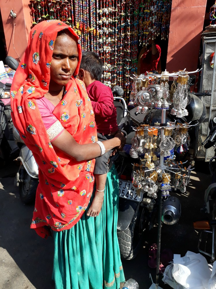 Female Vendor
