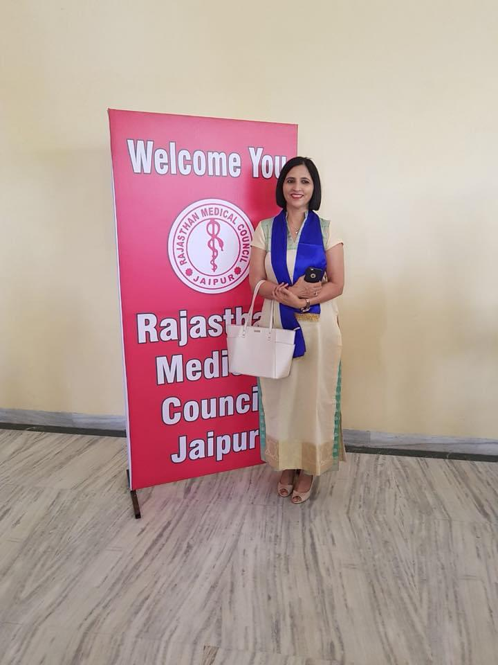 Indian Women Blog spoke with Dr. Rekha Singh to understand the challenges of converting the hospital into a COVID treatment zone